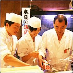 海鮮居酒屋 京都 花の舞 中央口駅前店の画像・写真
